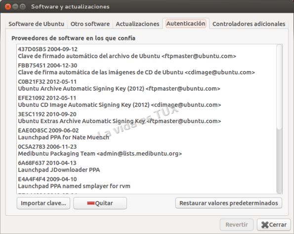 Software y actualizaciones_Autenticacion