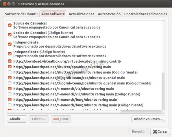 Software y actualizaciones_Otro Software